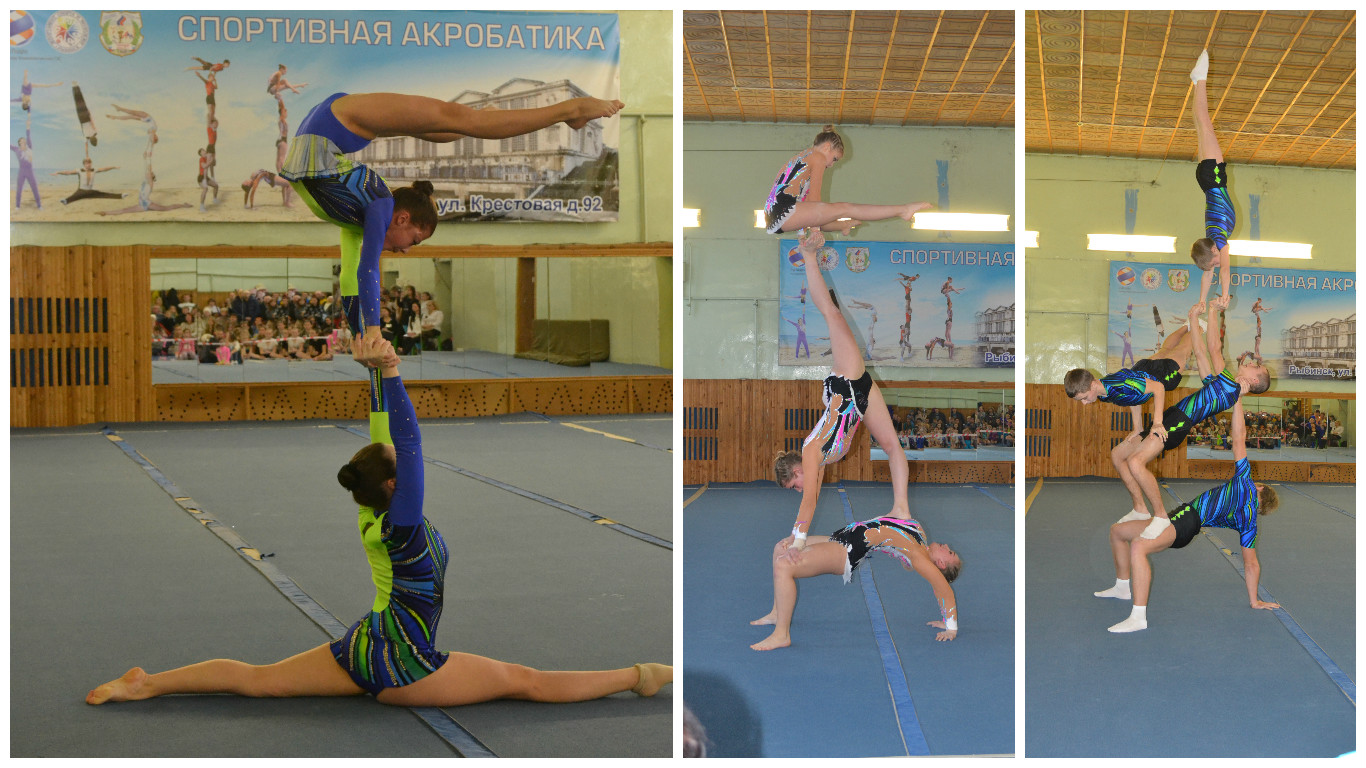 sports acrobatics Acrobatic gymnastics (formerly sport acrobatics), often referred to as acro if involved with the sport, acrobatic sports or simply sports acro.